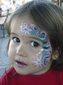 Kinderschminken Wolfsburg
