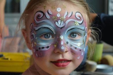 Kinderschminken_Castrop-Rauxel, Eyedesign